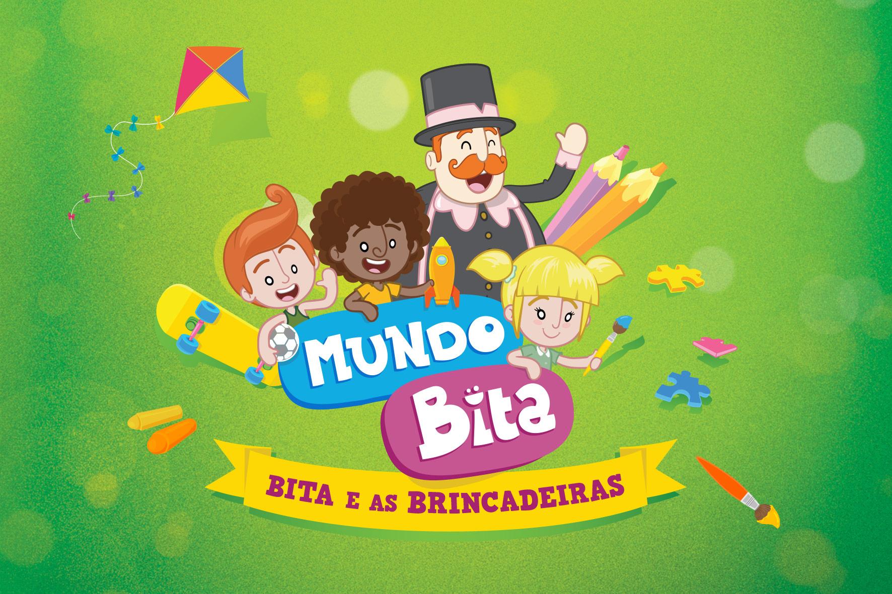 Mundo Bita: um universo de diversão que está encantando os pequenos