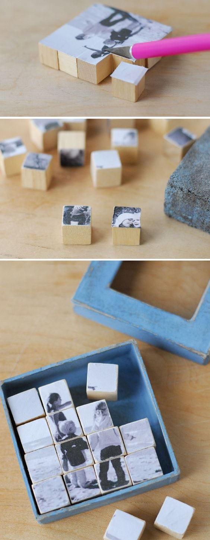 Quebra cabeça com foto: ideia de presente criativo para o Dia dos Pais
