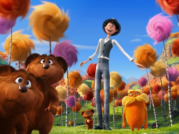 O Lorax - em busca da trúfula perdida: filme para assistir no Dia da Árvore