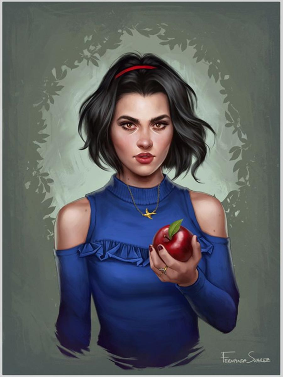 Ilustradora Chilena Cria Versoes Modernas Das Princesas Da Disney