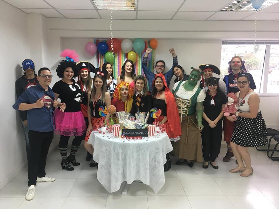 Dia de ser criança: veja como foi o aniversário de 54 anos da Brandili