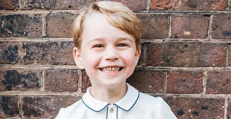 Fofura real: príncipe George está fazendo aulas de balé