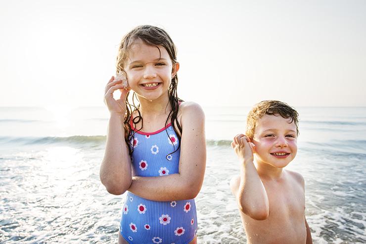 Alimentação infantil: comidinhas para levar para praia e piscina