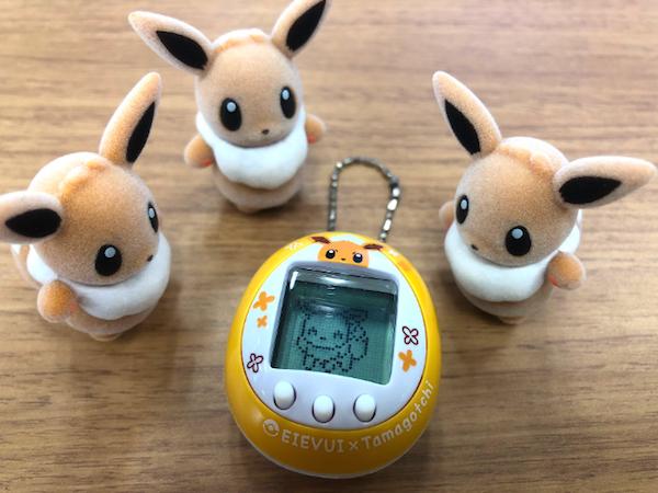 Tamagotchi voltará em versão temática do Pokemón