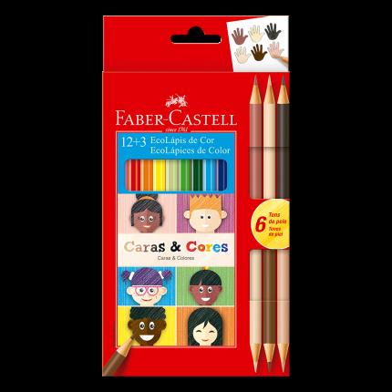 Faber-Castell lança releitura de 'Aquarela' para falar sobre diversidade