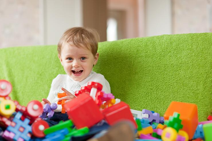 Como incluir os pequenos na organização da casa