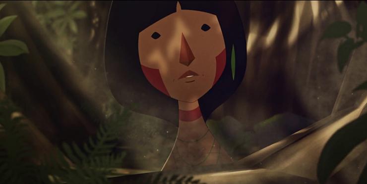 3 curtas sobre a cultura indígena