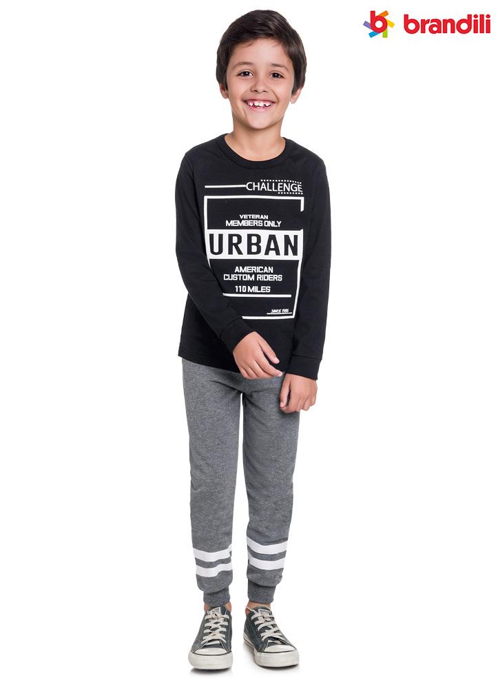 Estilo urbano: forte aposta para o inverno dos meninos