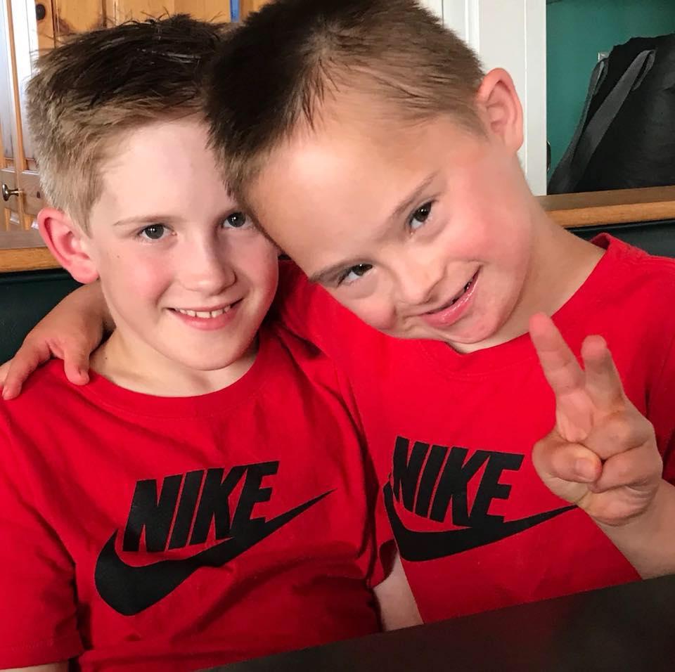 Video emocionante mostra o amor entre irmãos