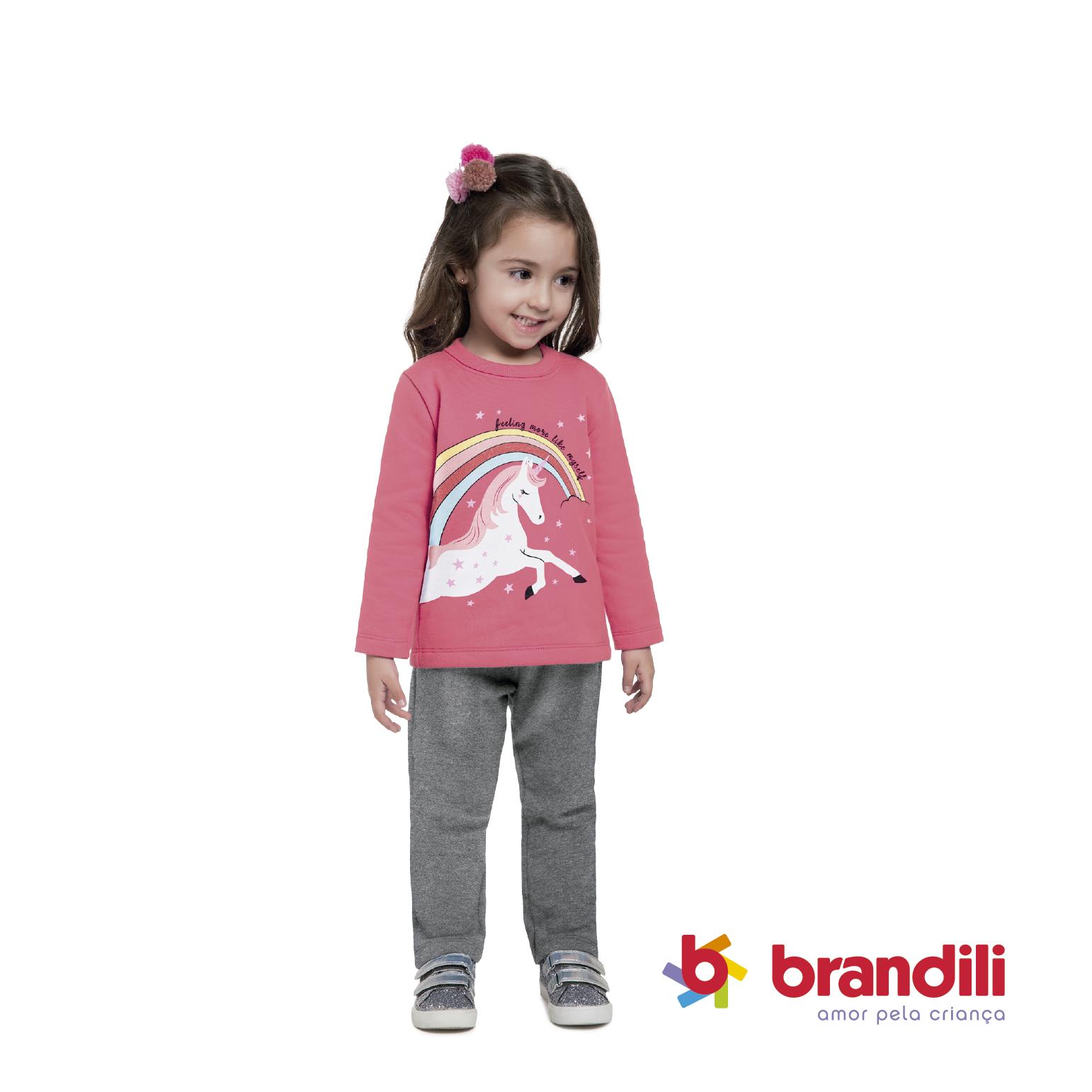 Lhamas e unicórnios: tendência de moda para as meninas