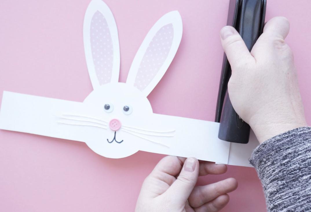 Faça Você Mesmo: coroa de coelho