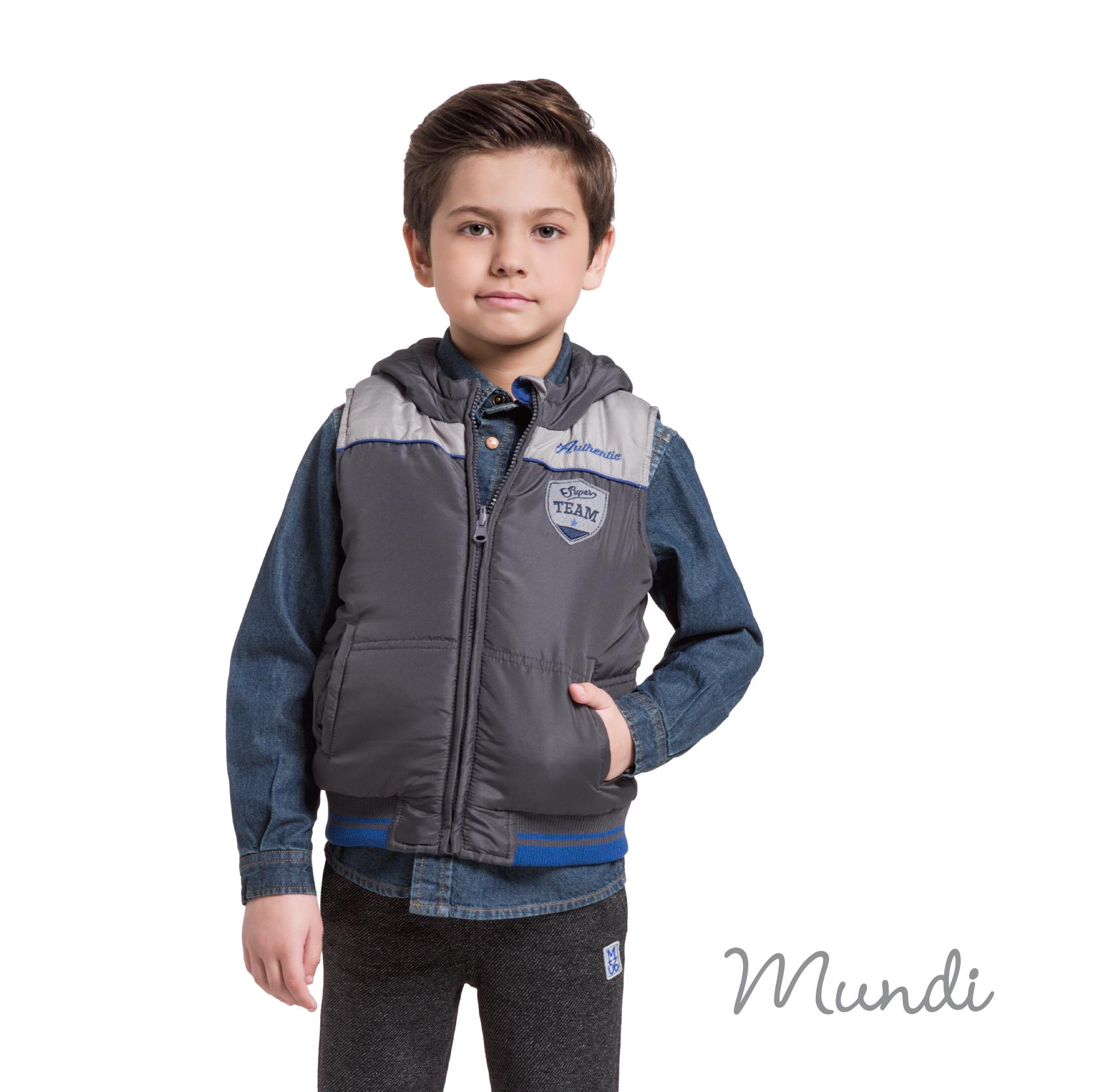 Coletes reversíveis: estilo e conforto em dobro para os meninos!