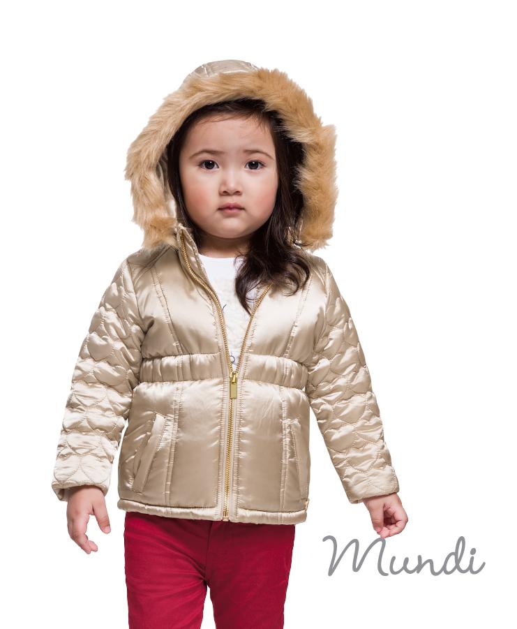 4 casacos para aquecer os pequenos no Inverno