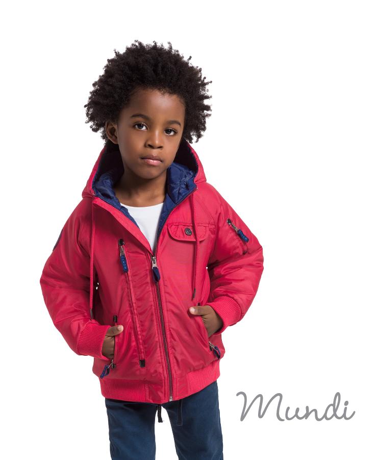 4 jaquetas para aquecer os pequenos no Inverno