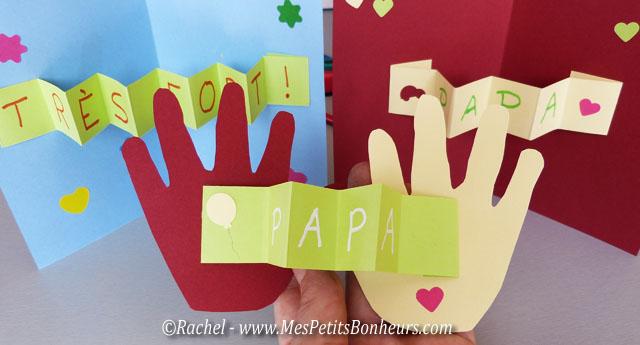 5 ideias criativas de cartão do Dia dos Pais para fazer em casa