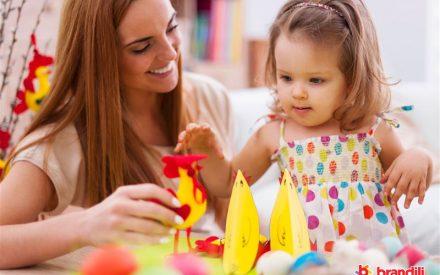 crianças e brinquedos