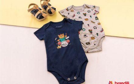 roupas para chá de bebe